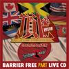 頂上BARRIER FREE PART LIVE CD