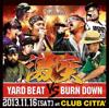 激突 2013.11.16(SAT) at CLUB CITTA