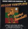 REGGAE SUNSPLASH'89 GREATEST DANCEHALL!!