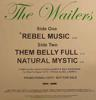 REBEL MUSIC/THEM BELLY FULL/NATURAL MYSTIC