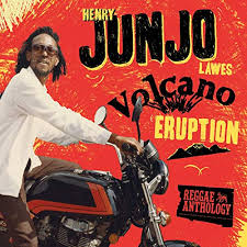 HENRY JUNJO LAWES VOLCANO ERUPTION (2LP)