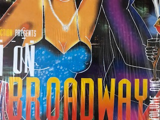 GROOVIN ON BROADWAY  VOLUME NE