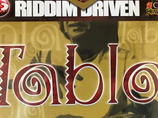 RIDDIM DRIVEN  FEATURING  TABLA