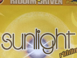 RIDDIM DRIVEN  FEATURING  SUNLIGHT