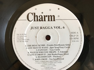 JUST RAGGA VOL.6