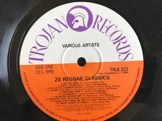 20 REGGAE CLASSICS THE MUSIC THAT INSPIRED A GENERATION