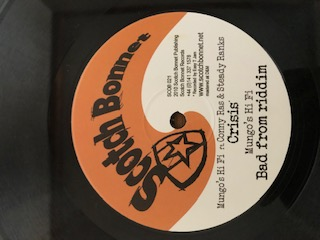 CRISIS / BAD FROM RIDDIM / GOOD LOOKING BOY / IT`S ROUGH